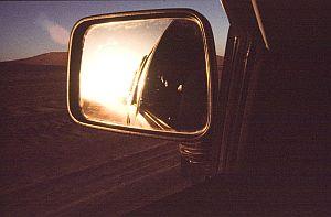 Sonne im Spiegel DSLR +3LW